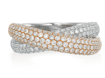 Crossover Diamond Band