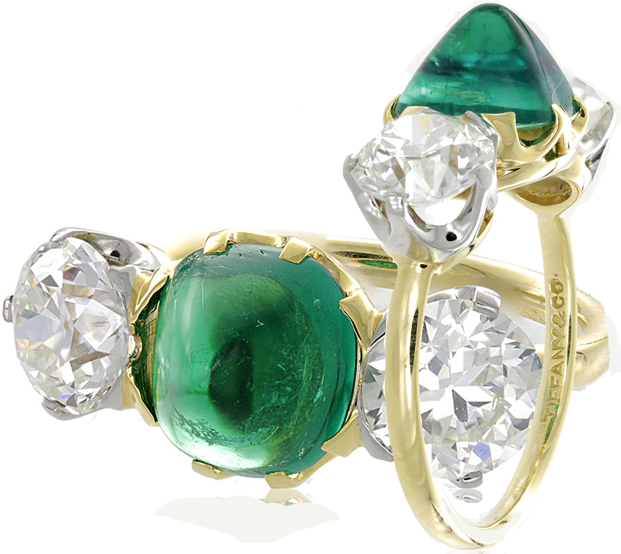 Tiffany & Co Colombian Emerald