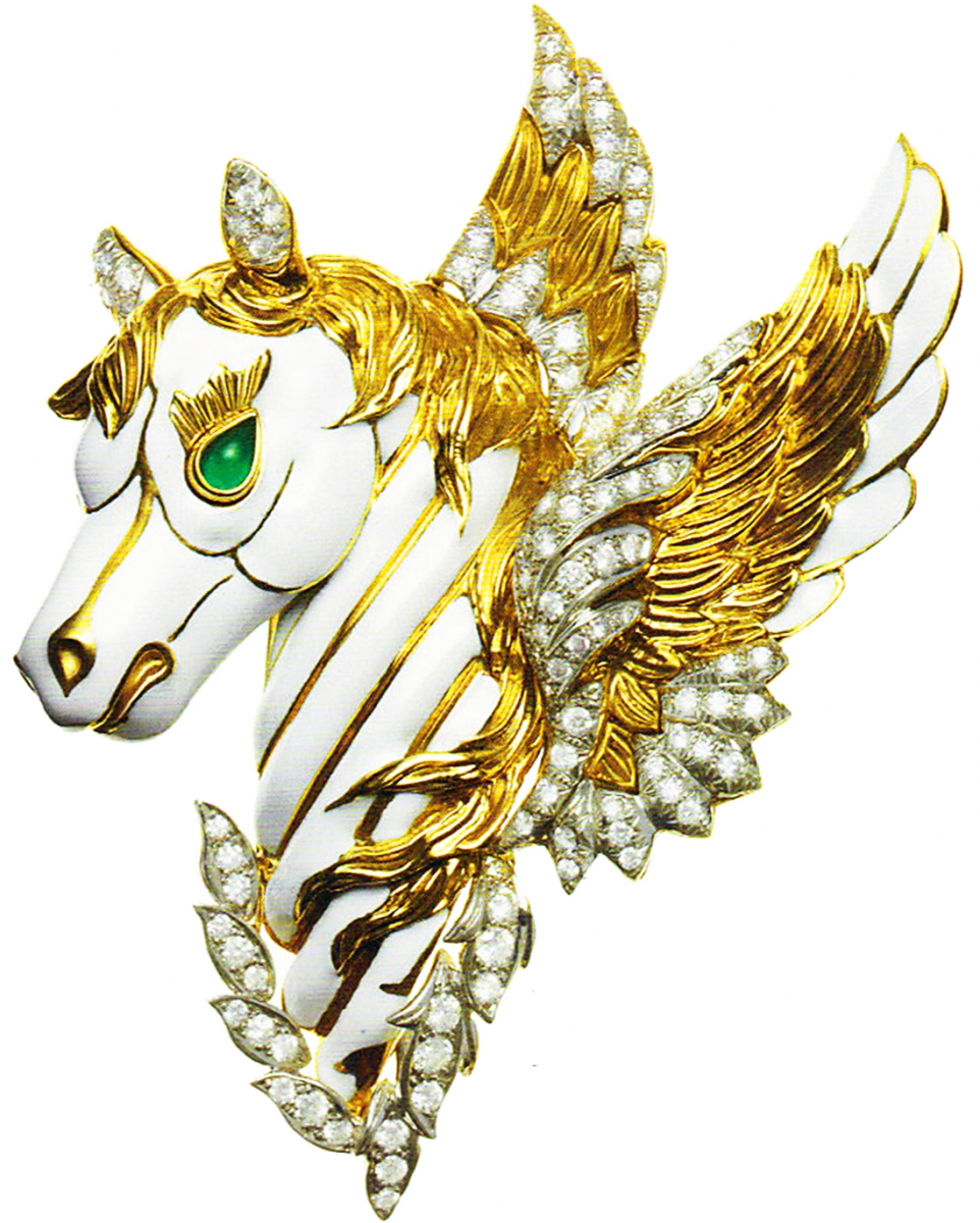David Webb Pegasus
