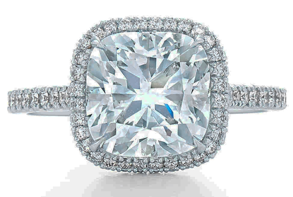 Cushion Diamond Antique Shape